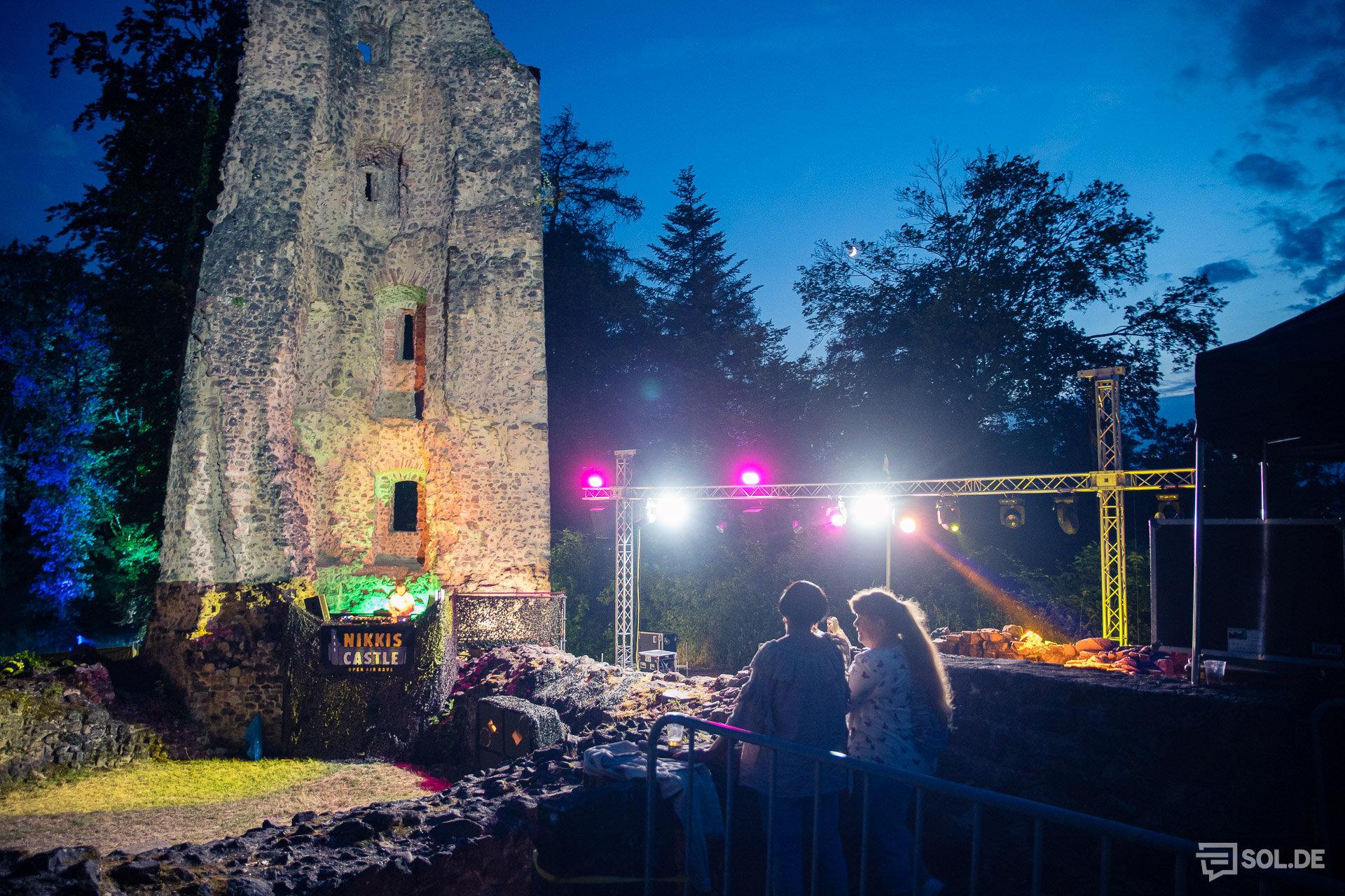 Nikkis Castle